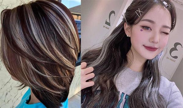 18 kiểu tóc Highlight đẹp cá tính ấn tượng dẫn đầu xu hướng hiện nay - hình ảnh 1