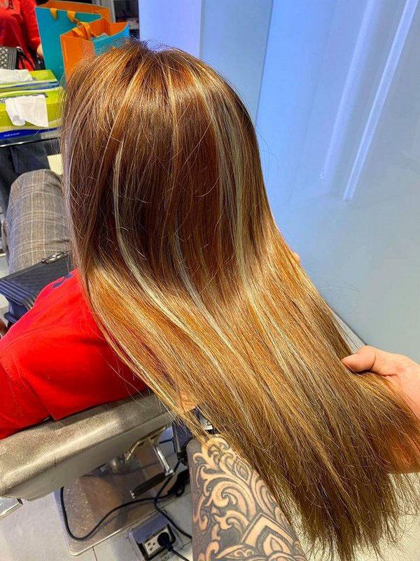 18 kiểu tóc Highlight đẹp cá tính ấn tượng dẫn đầu xu hướng hiện nay - hình ảnh 12