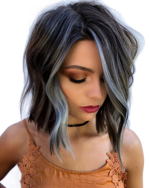 18 kiểu tóc Highlight đẹp cá tính ấn tượng dẫn đầu xu hướng hiện nay - hình ảnh 13