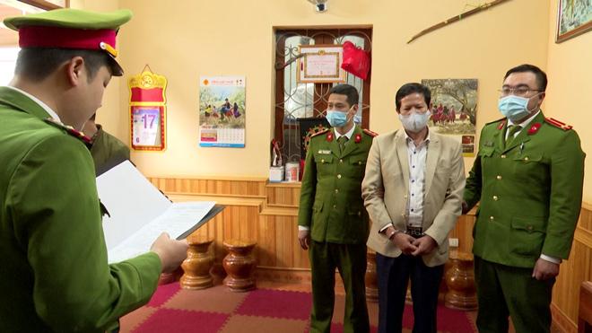 Bắt cựu Phó Giám đốc Sở Y tế tỉnh Sơn La và 2 thuộc cấp - hình ảnh 1