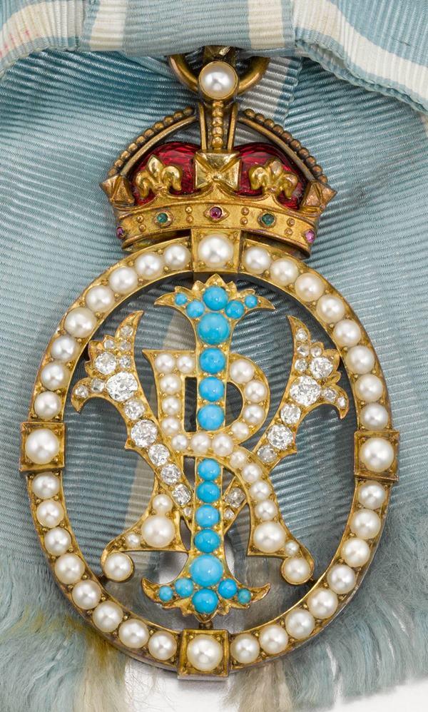 Kho tàng nữ trang cổ điển tuyệt đẹp của quý bà Patricia – chắt gái của nữ hoàng Anh - hình ảnh 8