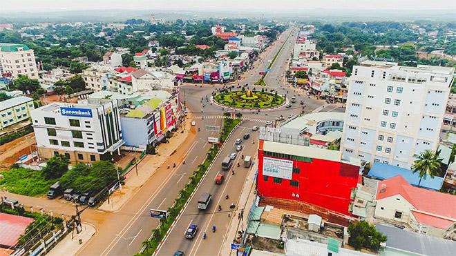 Bình Phước trở thành điểm nóng thu hút dòng vốn đầu tư trong năm 2021 - 1