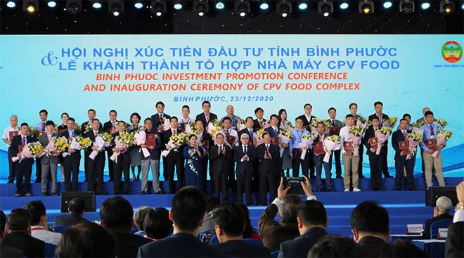 Bình Phước trở thành điểm nóng thu hút dòng vốn đầu tư trong năm 2021 - 2