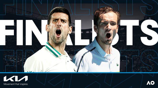 """Medvedev """"dọa"""" Djokovic, được làng tennis chống lưng? - 1"""