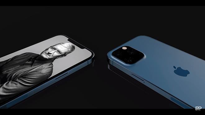 """iPhone 13 """"đốn tim"""" iFan với video concept mới - 1"""