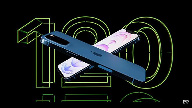 """iPhone 13 """"đốn tim"""" iFan với video concept mới - 3"""
