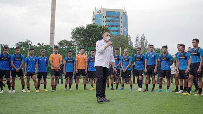 Bóng đá Thái Lan, Indonesia có làm HLV Park Hang Seo e ngại? - 1