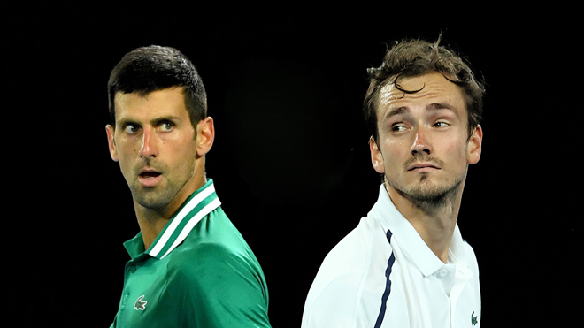 Medvedev trước cơ hội vàng lật đổ Djokovic - 1