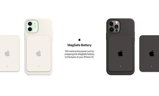 Apple sắp tung loạt phụ kiện hỗ trợ Magsafe cho iPhone 12? - 3