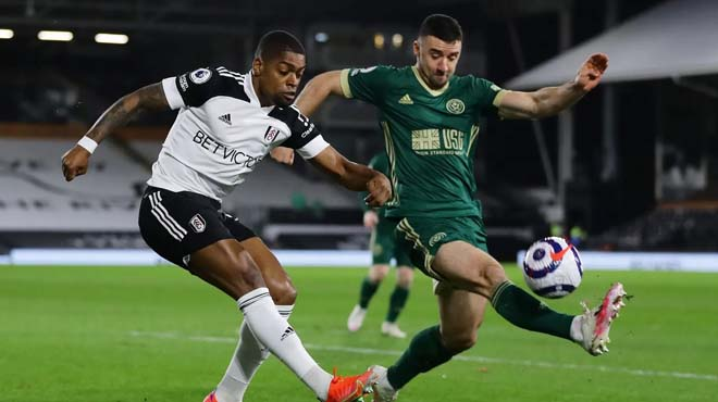 Video Fulham - Sheffield United: Nghẹt thở