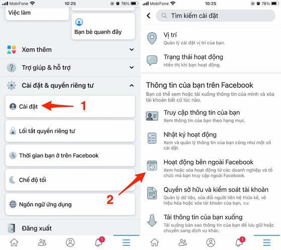 Cách ngăn Facebook theo dõi bạn khi sử dụng iPhone - 1
