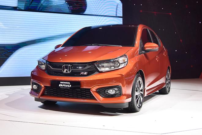 Giá xe Honda Brio lăn bánh tháng 2/2021