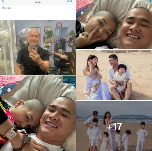 Hoa hậu Việt cạo trọc đầu, mặc áo Phật tử: Động thái bất ngờ của bạn trai đại gia - hình ảnh 2