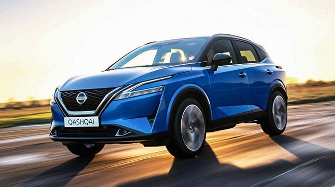 Nissan Qashqai thế hệ mới trình làng, thay đổi vẻ ngoài đầy góc cạnh