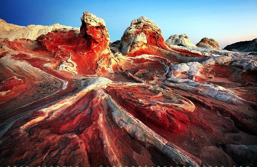 Những sa mạc kỳ quái nhất hành tinh khiến cả những du khách giàu kinh nghiệm nhất phải kinh ngạc - 4