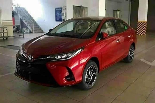 Toyota Vios 2021 đã có mặt tại đại lý, ra mắt khách hàng Việt sớm hơn dự kiến