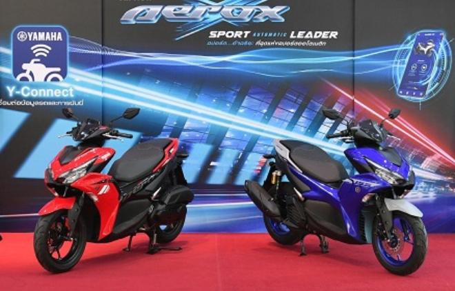 Yamaha Aerox 155 hoàn toàn mới: Xe ga thể thao giá tầm thấp, đốn tim phái mạnh - 3