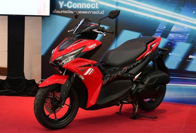 Yamaha Aerox 155 hoàn toàn mới: Xe ga thể thao giá tầm thấp, đốn tim phái mạnh - 5
