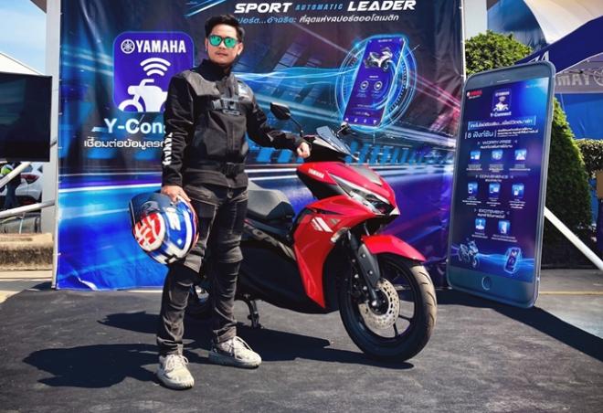 Yamaha Aerox 155 hoàn toàn mới: Xe ga thể thao giá tầm thấp, đốn tim phái mạnh - 8