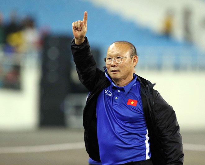 Tin chấn động HLV Park Hang Seo được mời về ĐT Hàn Quốc: Thầy Park đã nói gì? - 1