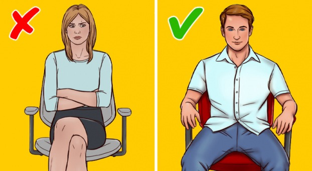 Tránh những sai lầm về ngôn ngữ cơ thể này sẽ giúp bạn ngày càng thành công - 2