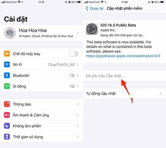 Người dùng iPhone nên cập nhật iOS 14.5 beta ngay lập tức - 2