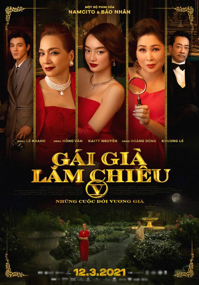 Loạt phim Việt công bố ngày chiếu mới vì ảnh hưởng của dịch Covid - hình ảnh 1