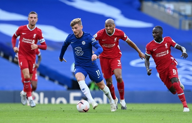 Đua top 4 Ngoại hạng Anh: Liverpool và Chelsea nguy cơ cùng thua sốc - 1
