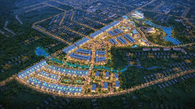 Tổ chức kiến trúc hàng đầu thế giới tham gia dự án Thành phố Cà Phê - 2