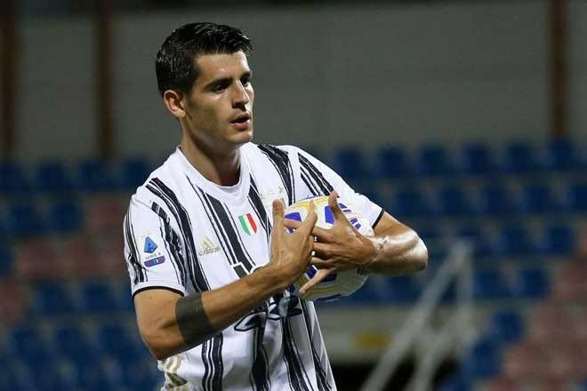"""Morata mắc bệnh lạ, """"Vua đánh đầu"""" Ronaldo tỏa sáng Juventus vẫn lâm nguy - 4"""
