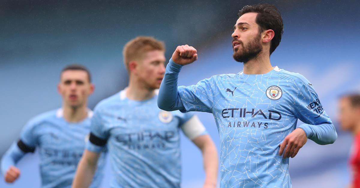 Man City khiến tiền đạo Ngoại hạng Anh phát khóc, hướng đến kỷ lục thế giới