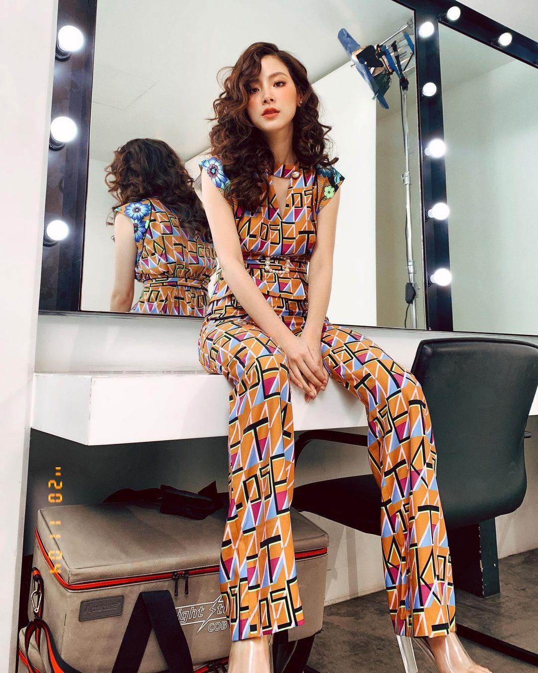 """""""Gái ngành xinh nhất Thái Lan"""" khoe trọn lưng trần với áo """"bánh tét"""" hút 800 nghìn like - hình ảnh 6"""