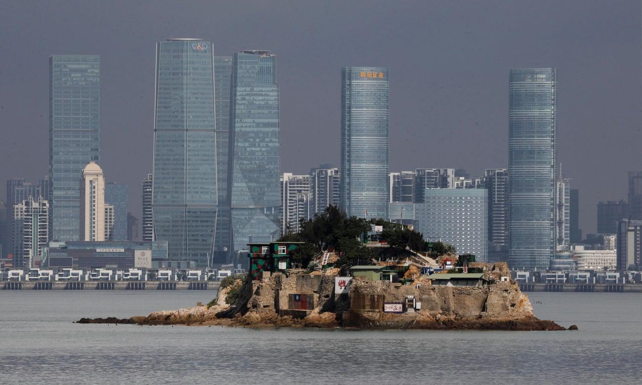 Người dân đảo nhỏ ở Đài Loan sống trong nỗi sợ chiến tranh với TQ - 1