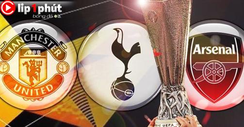 MU đua vô địch Europa League: Khốc liệt như Ngoại hạng Anh vì sao? (Clip 1 phút Bóng đá 24H)
