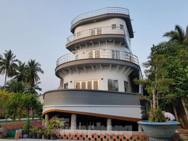"""Chiêm ngưỡng """"căn nhà du thuyền"""" 5 tỷ độc nhất miền Tây - 4"""