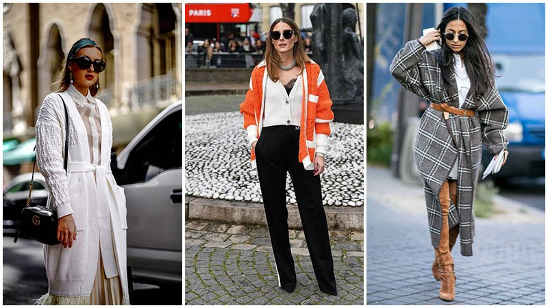 Tuyển tập cách mặc áo cardigan – chiếc áo cô gái nào cũng phải có - hình ảnh 14