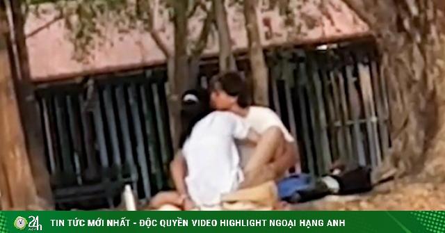 Quan hệ nơi công cộng, cặp đôi bị cảnh sát điều tra