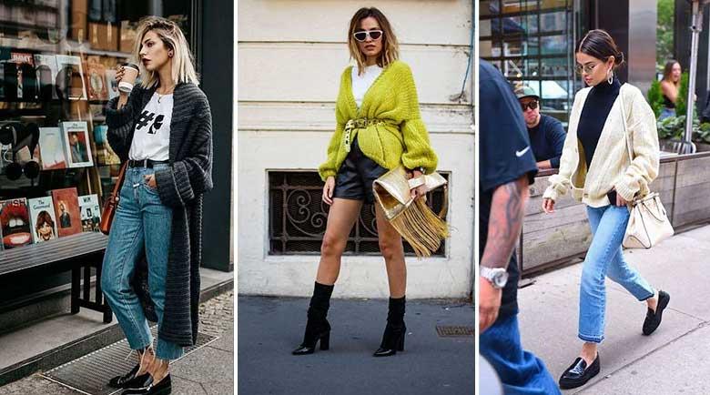 Tuyển tập cách mặc áo cardigan – chiếc áo cô gái nào cũng phải có - hình ảnh 5