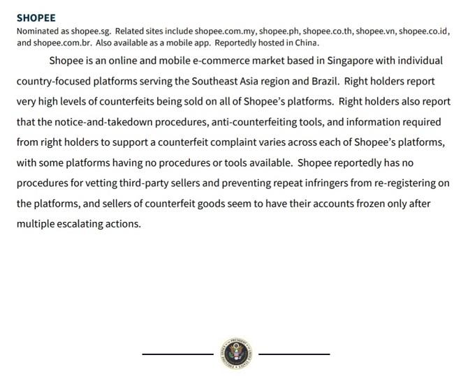Mỹ tố cáo chợ Đồng Xuân, chợ Bến Thành bán hàng giả và vi phạm bản quyền - 2