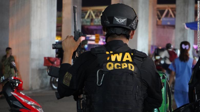 Philippines: Cảnh sát quốc gia bắn nhau với cảnh sát chìm, nhiều người thương vong