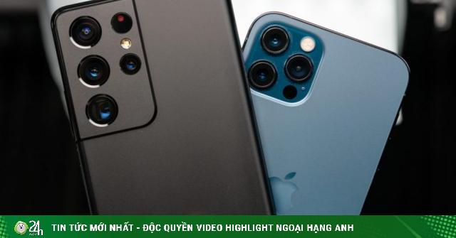 iPhone 12 Pro Max vs Galaxy S21 Ultra: Đâu mới là trùm smartphone?