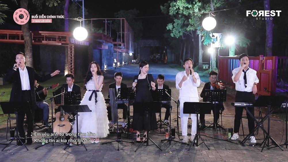 Hòa Minzy mượn hit cầu hôn bạn trai là đại gia phân bón nhưng chưa trả tiền? - 9