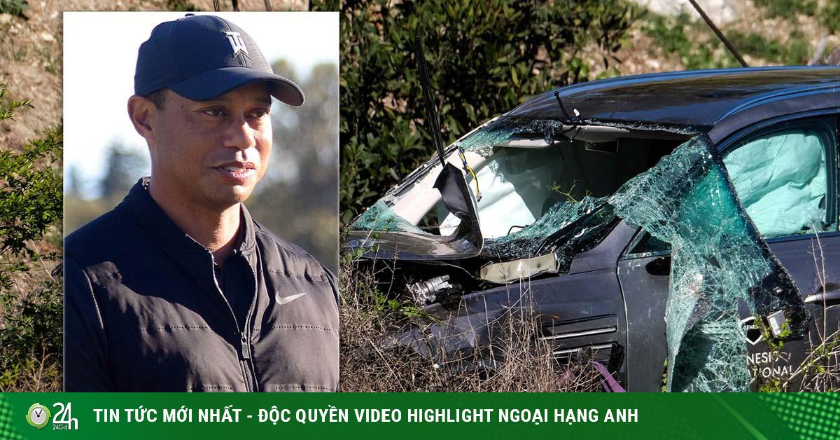 Tiger Woods đón tin vui sau tai nạn khủng khiếp, người thân vẫn lo điều gì?