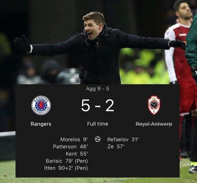 Đội của huyền thoại Gerrard
