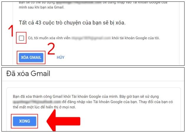 Cách xóa tài khoản Google nhanh trên máy tính, điện thoại - 10