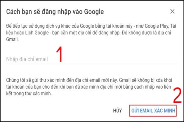 Cách xóa tài khoản Google nhanh trên máy tính, điện thoại - 8
