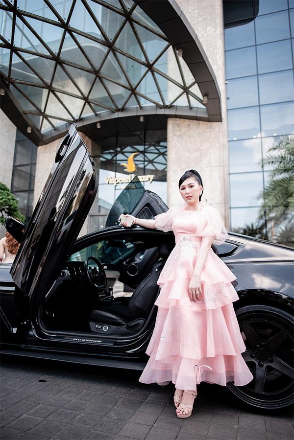 CEO 9X Võ Thanh Thúy thích làm thiện nguyện - 2