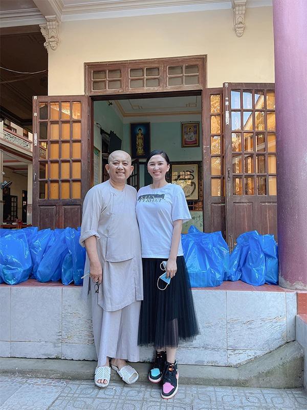 CEO 9X Võ Thanh Thúy thích làm thiện nguyện - 3