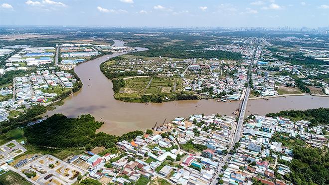 TP.HCM mở rộng về phía Nam, BĐS Cần Giuộc tăng tốc đón sóng - 2