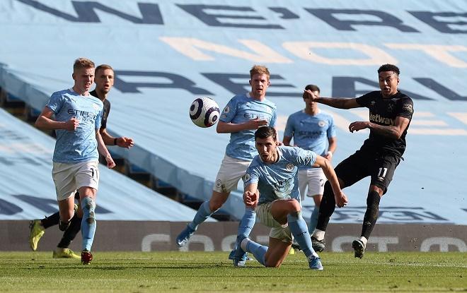 Video Man City - West Ham: Người hùng bất ngờ,